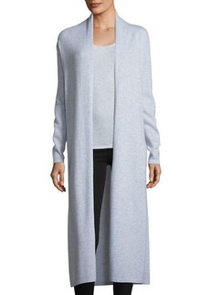Neiman Marcus Long Cashmere Duster Cardigan