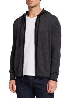 Neiman Marcus Men's Cashmere Colorblocked Jacket