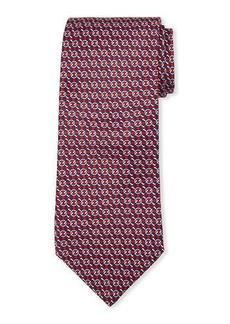 Neiman Marcus Men's Chain Link Silk Tie