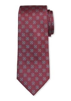 Neiman Marcus Men's Dalton Neat Silk Tie