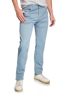 Neiman Marcus Men's Five-Pocket Pants