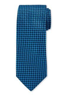 Neiman Marcus Men's Geo Silk Tie