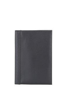 Neiman Marcus Men's Leather Passport Wallet