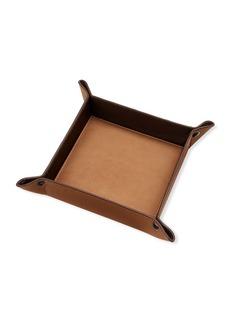 Neiman Marcus Men's Leather Valet Tray