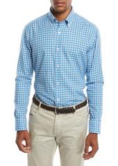 Neiman Marcus Men's Medium Plaid Sport Shirt