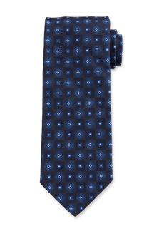 Neiman Marcus Men's Neat Silk Tie