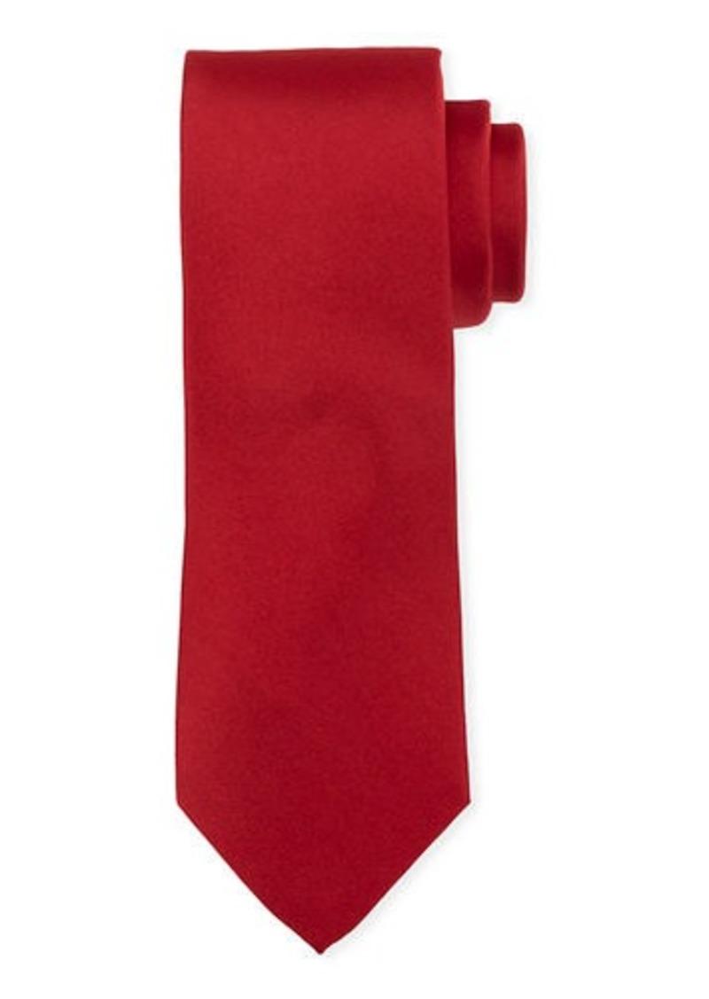 Neiman Marcus Men's Silk Solid Tie