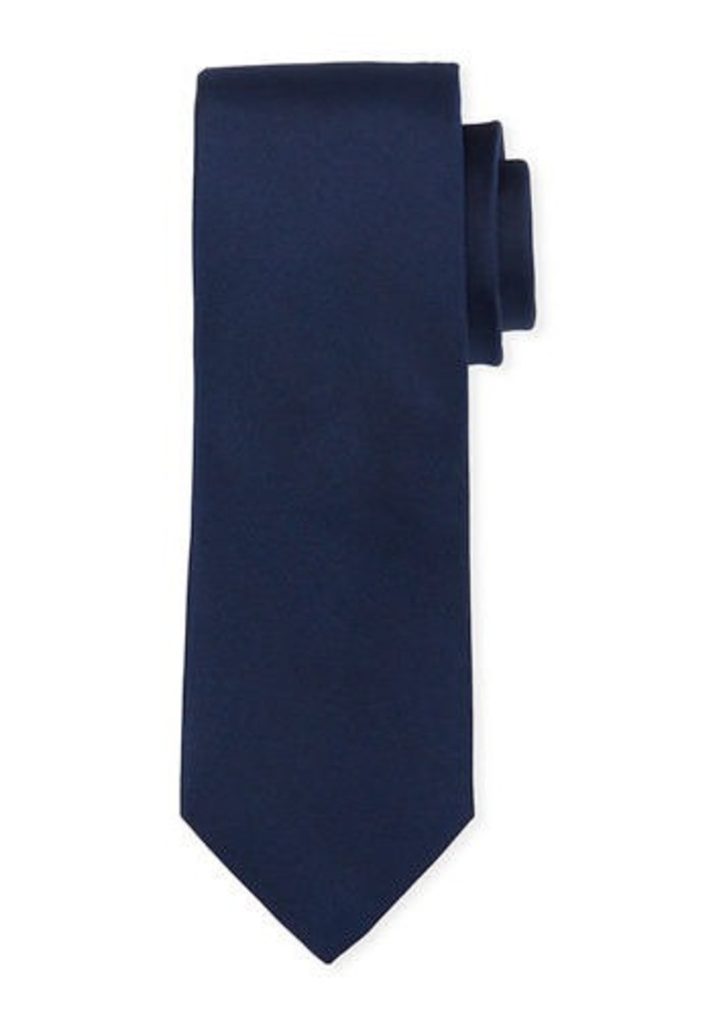 Neiman Marcus Men's Silk Solid Tie