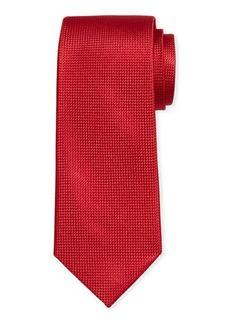 Neiman Marcus Men's Textured Silk Tie