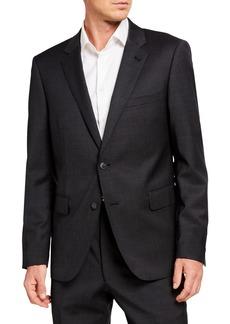 Neiman Marcus Men's Wool Modern Fit Two-Piece Suit