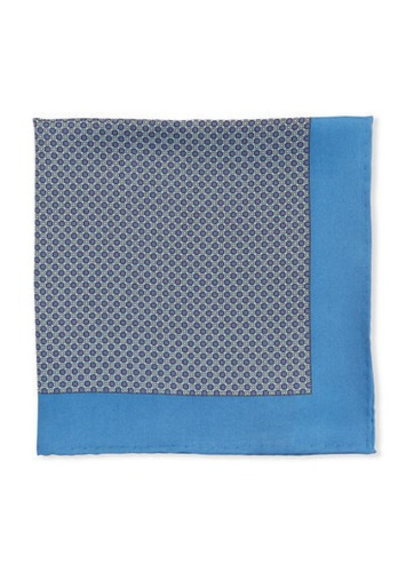 Neiman Marcus Neat Pocket Square