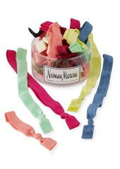 Neiman Marcus 35-Piece Hair Tie & Headband Set