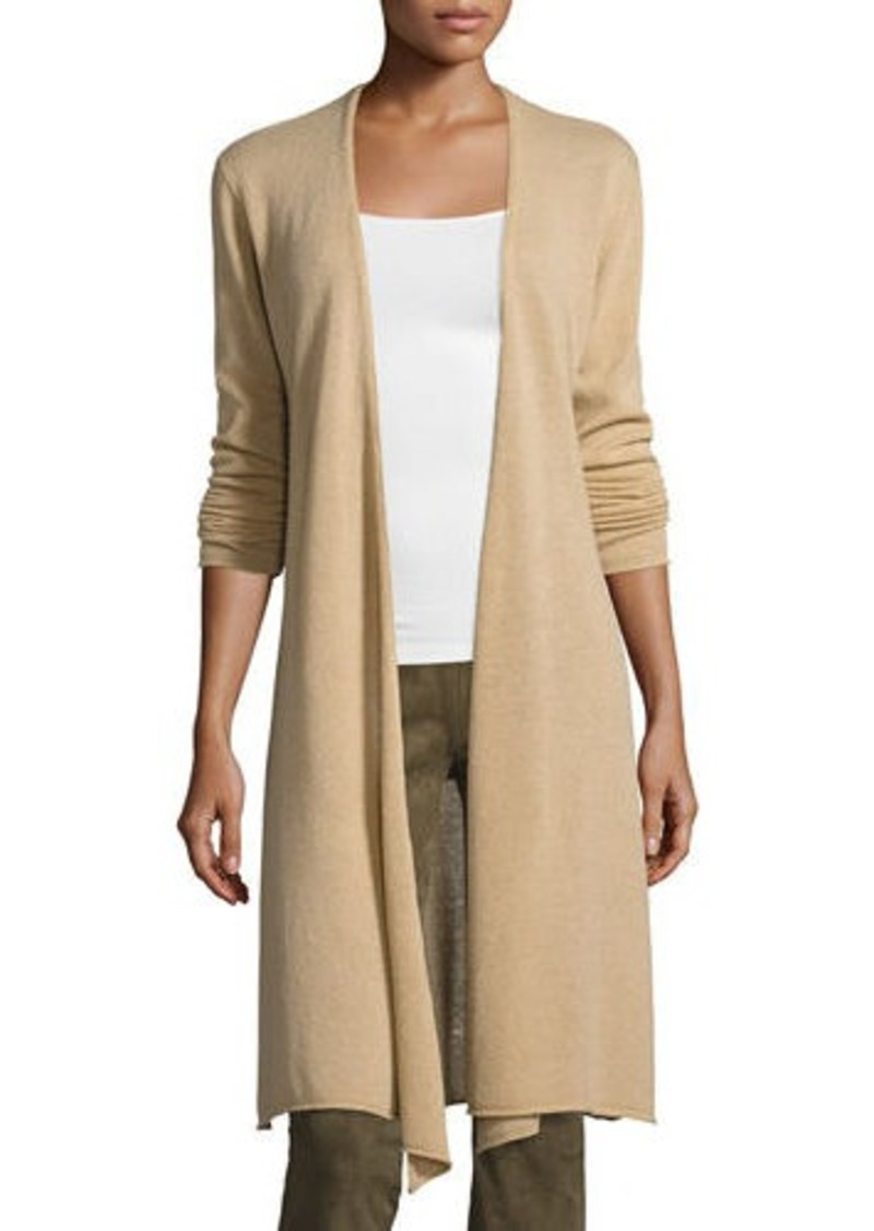 Neiman Marcus Neiman Marcus Cashmere Duster Cardigan | Sweaters ...