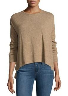 Neiman Marcus Cashmere Pullover Sweater