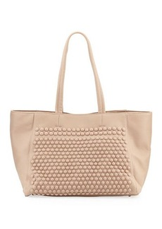 Neiman Marcus Covered Nail Tote Bag