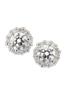 Neiman Marcus Diamonds Diamond Stud Earrings