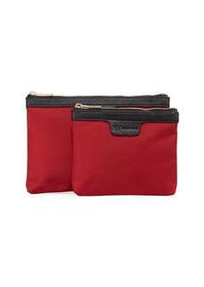 Neiman Marcus Ella Pouch Two-Piece Box Set
