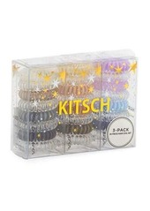 Neiman Marcus Kitsch Three-Pack 24-Piece Assorted Hair Coil Gift Set