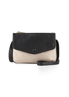 Neiman Marcus Marni Fold-Over Nylon Crossbody Bag