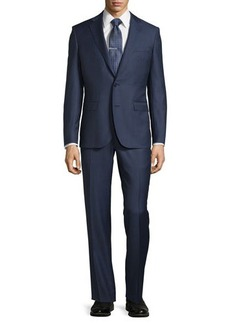 Neiman Marcus Modern-Fit Two-Piece Suit