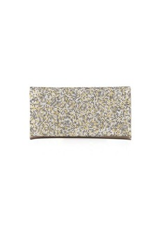 Neiman Marcus Multicolor Chain Clutch Bag