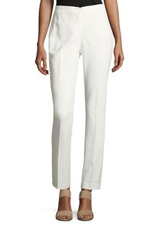 Neiman Marcus No-Waist Invisible-Fly Trousers