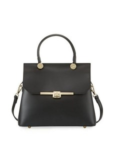 Neiman Marcus Ruga Top-Handle Mini Crossbody Bag