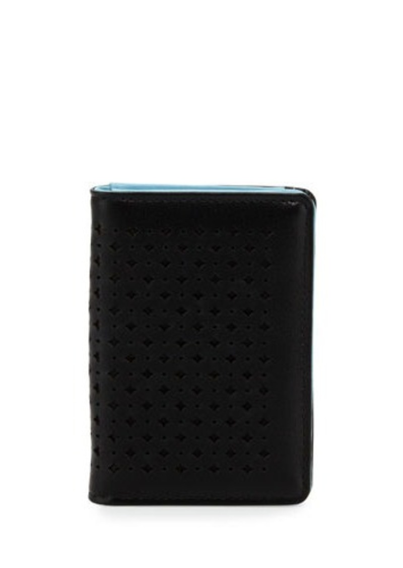 Neiman Marcus Sierra Laser-Cut Card Case