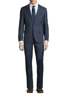 Neiman Marcus Slim-Fit Two-Piece Suit