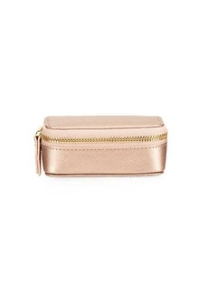 Neiman Marcus Small Leather Pill Case