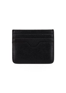 Neiman Marcus Small Saffiano Flat Card Case