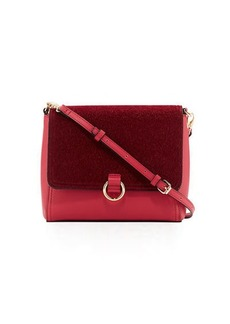Neiman Marcus Tracey Ring Crossbody Bag
