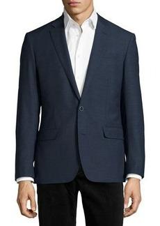 Neiman Marcus Wool Two-Button Sport Coat