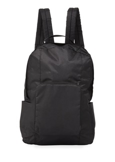 Neiman Marcus Nylon Collapsible Travel Backpack
