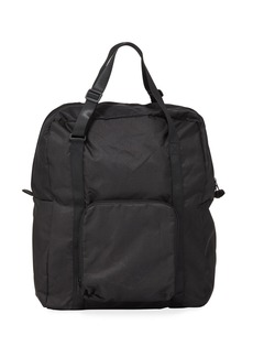 Neiman Marcus Nylon Collapsible Travel Duffel Bag