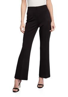 Neiman Marcus Pull-On Full-Leg Pants