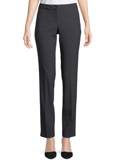 Slim-Fit Trouser Pants