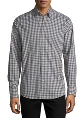 Neiman Marcus Striped Sport Shirt