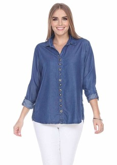 Neon Buddha Women's Endless Shirt  M