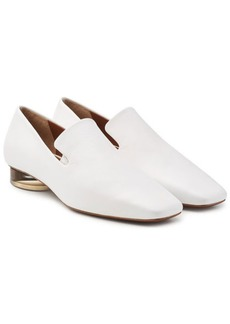 Neous Brassavola Leather Loafers