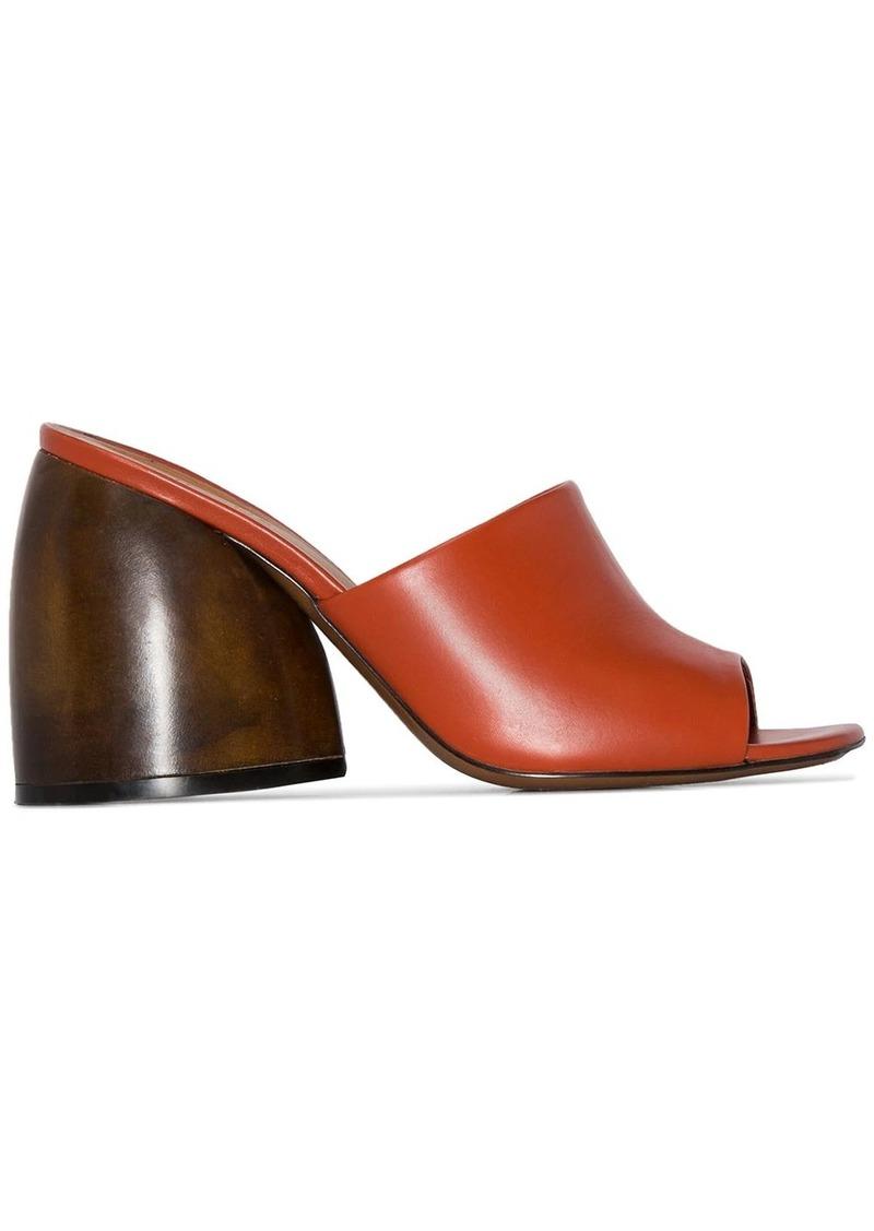 Neous Epige chunky-heel mules