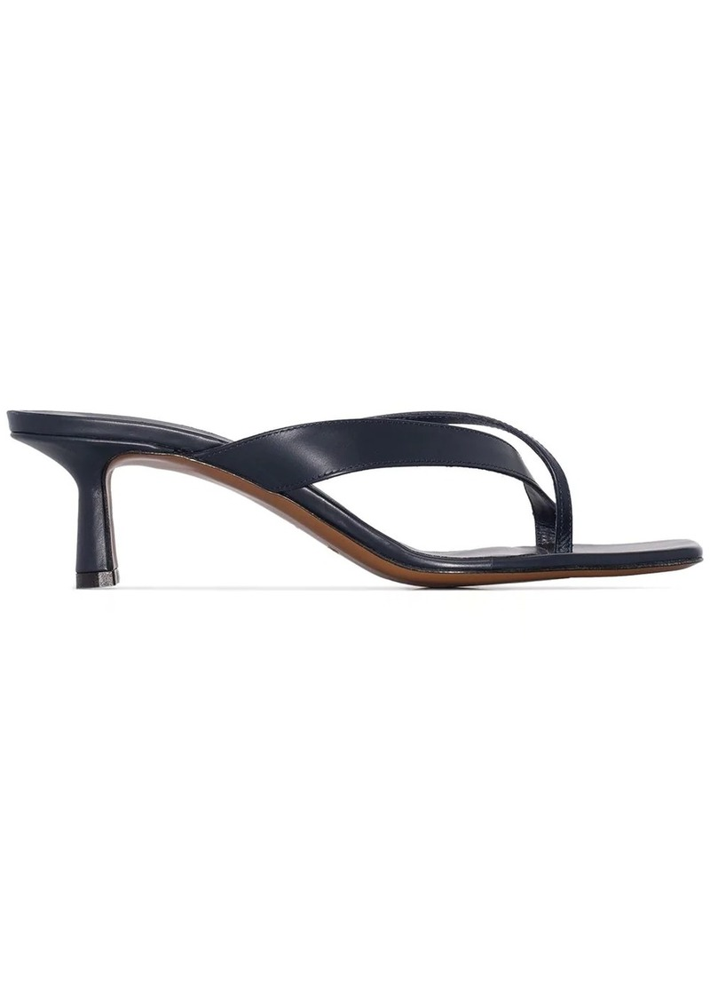 Neous Florae crossover sandals