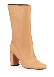 Neous 80mm Ophry Leather Boots