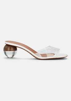 Neous Women's Opus PVC & Leather Sandals