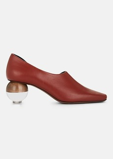 Neous Women's Orchis Leather Pumps