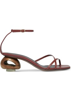 Neous Phippium Leather Sandals