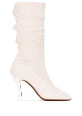 Neous Tuberola gingham boots
