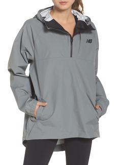 New Balance 247 Luxe Water Resistant Anorak Jacket