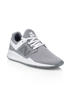New Balance 247 Mesh Knit Sneakers