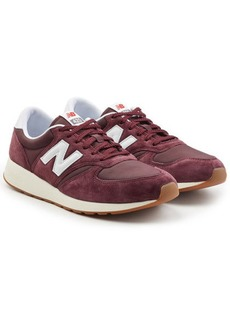 New Balance 420 Sneakers with Suede